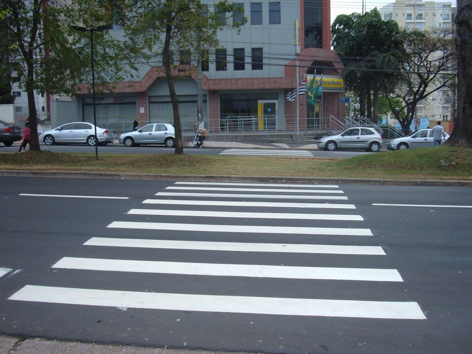 Restauração das faixas de pedestre do Setor Sudoeste Junior Brunelli