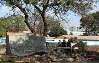 Reforma da Praça do DI em Taguatinga Junior Brunelli
