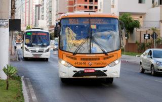 Aumento de linhas de ônibus da cidade de Águas Claras Junior Brunelli