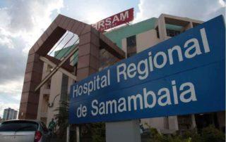 Brunelli solicita ao Administrador de Samambaia a colocação de diversas placas indicativas que informem a localização do novo Hospital daquela Região Administrativa – RA XII Junior Brunelli
