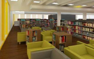 Brunelli sugere ao Senhor Secretário de Estado de Infra-estrutura e Obras do Distrito Federal a reforma da Biblioteca Pública do Recanto das Emas - RA XV Junior Brunelli