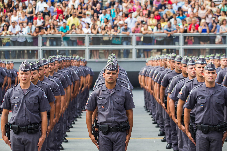 Reforço policial