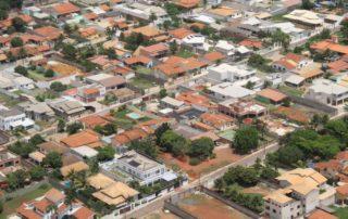 quadras poliesportivas em Vicente Pires