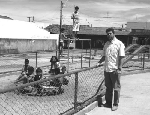 Moradores de Taguatinga Sul foram beneficiados com a construção de estacionamentos e praças públicas
