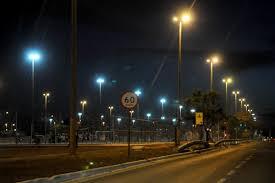 Brunelli trabalha pela iluminação de Samambaia e Recanto das Emas